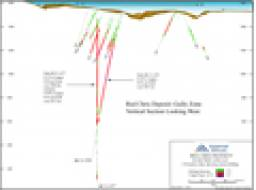 RC Gully zone cross section - Dec 7/11