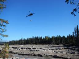 TSF heli-seeding Sept 12/14
